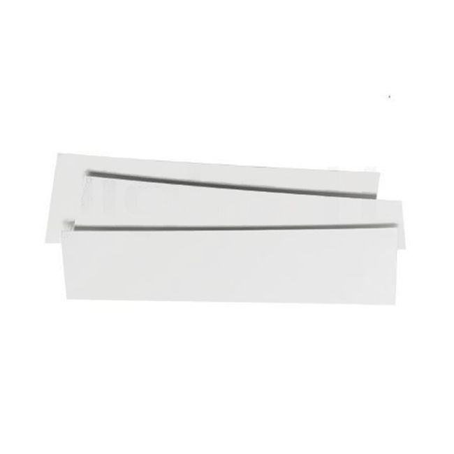 Foscarini Applique Innerlight Dimmer Blanco 2 luces 2G11 L 77 cm