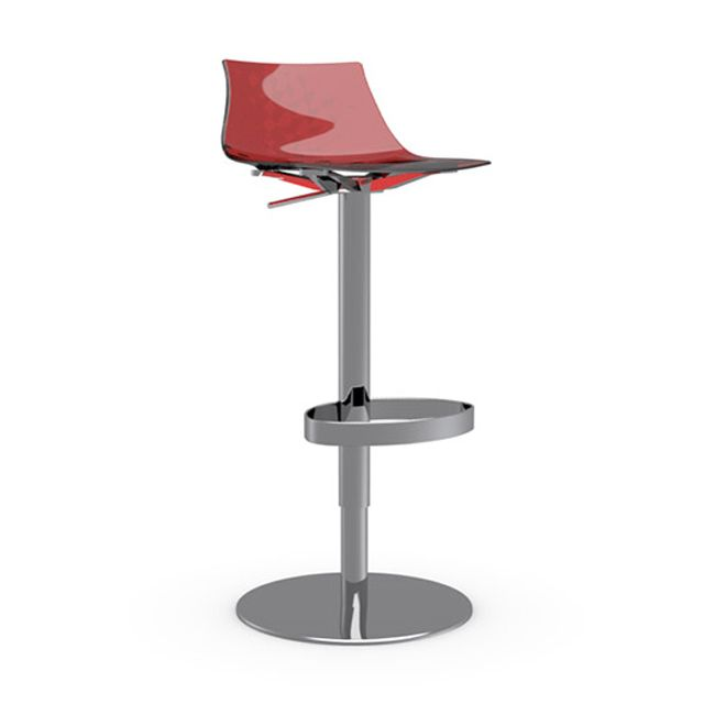 Connubia Calligaris Sgabello Ice giratorio regolable