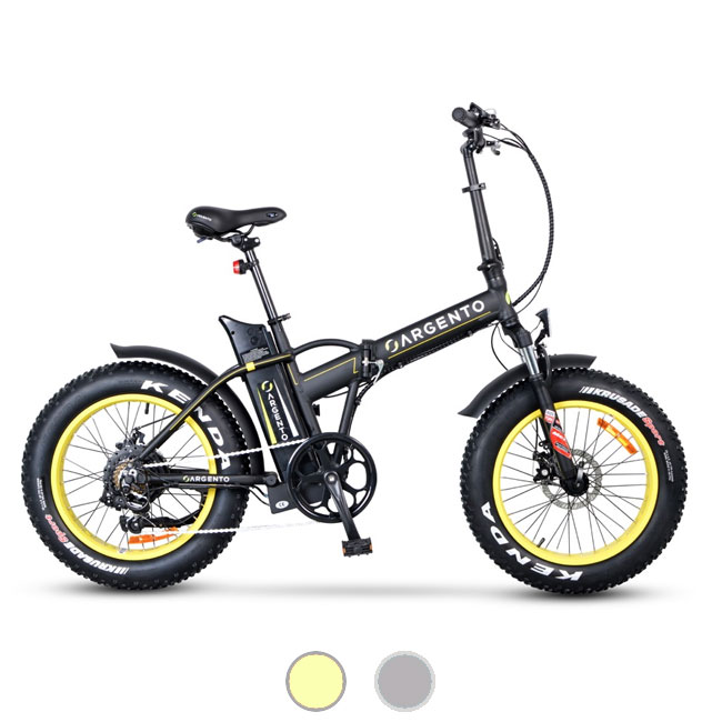 E-Bike plegable Argento Mini Max