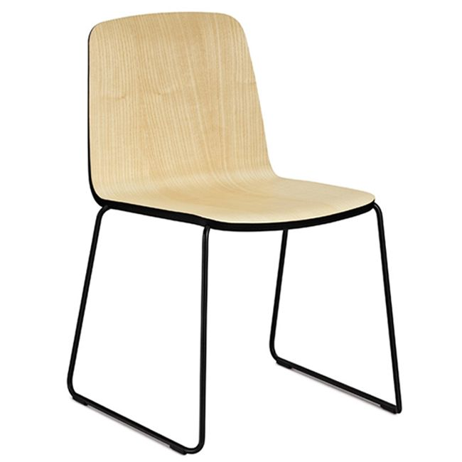 Normann Copenhagen Just Silla patín Apilable