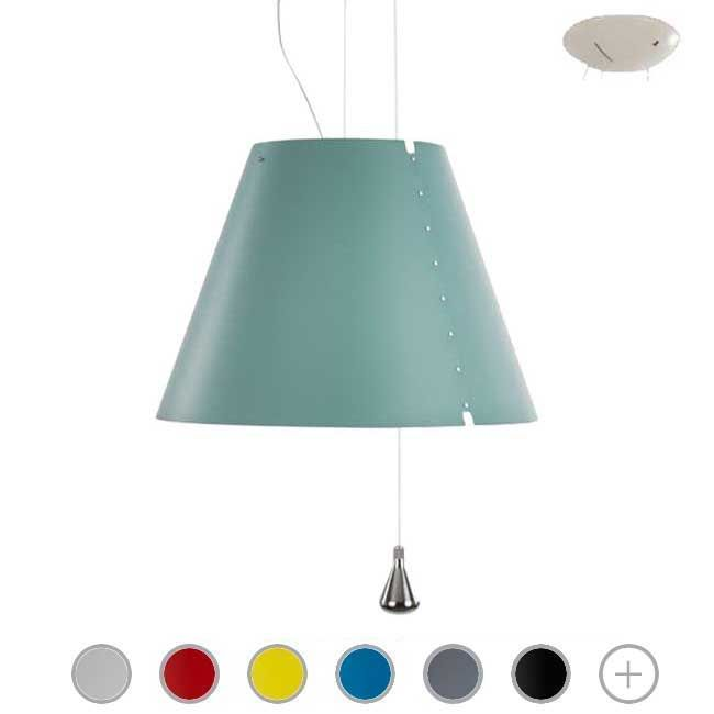 Luceplan Lámpara de suspensión Costanza LED 23W Ø 40 cm regulable