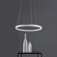 Vivida International - Lámpara de suspensión Hurricane LED 38W Ø60cm