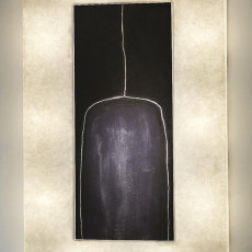 In-es Art Design LUNAR BOTTLE 2 Apliques de pared 10 luci E14 H 150 cm