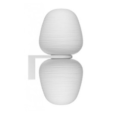Foscarini Applique Rituals 3 Doble 2 Luces E27 H 41 cm