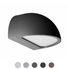 Ares Lámpara de pared Memi L 30 cm IP65 Outdoor para exterior y jardin