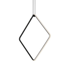 Flos Lampara de suspension Arrangements - Square Big LED 34W L 51 cm