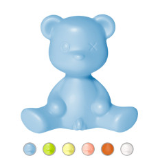 Qeeboo lámpara de mesa Teddy Boy Indoor Plug H 32cm
