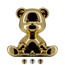 Qeeboo lámpara de mesa Teddy Boy Metal Indoor Plug H 32cm