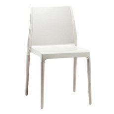 Scab Sedie Natural Chloé Chair Mon Amour, impilabile