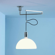 Nemo Lampara de suspension AS41C 1 luce E27 QT-32 Ø 40 cm