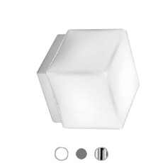 Ai Lati Lights Lámpara de pared/techo Dado Magneto 1 Luces E27 IP40