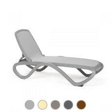 Nardi Hamaca Omega L 170/194,5 cm Apilable y reclinable Outdoor