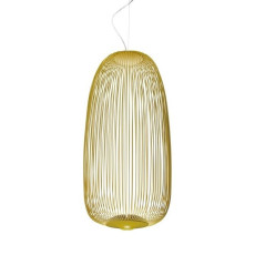 Foscarini Suspensión Spokes LED 38,2W Ø 32,5 cm