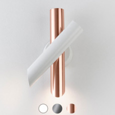 Nemo 2Tubes Lámparas de pared LED 26W L 23 cm