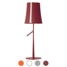 Foscarini Lámpara de mesa 1 luz E27 H 49 cm On/off