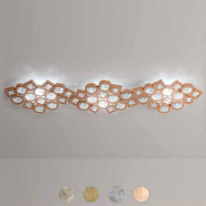 Marchetti Lámpara de pared/techo Stardust LED 27W L 27 x 116 cm