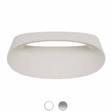 Fontana Arte Apliques de pared Bonnet LED 18W L 30,7 cm