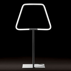 Antonangeli lámpara de mesa Archetto Shaped LED 34W H 70 cm