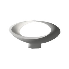 Artemide Apliques Cabildo LED 28W L 41 cm Regulable