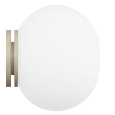 Flos Lámpara de Pared/Techo Mini Glo-Ball C/W 1 Luz G9 Ø 11,2 cm