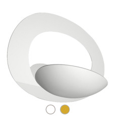 Artemide Pirce Micro Lámpara de pared 22cm 29W LED New - Vari colori