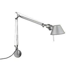 Artemide Tolomeo Lámpara de pared Mini 1 luce E27 L 106 cm