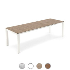 Connubia by Calligaris Mesa extensible Eminence W wood L 160/310cm