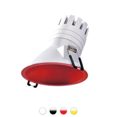 Martinelli Dot Wall Washer Foco empotrable LED 8W Ø 9,2 cm