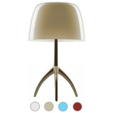 Foscarini Lámpara de mesa Lumiere 2 Luces H 45 cm Regulable