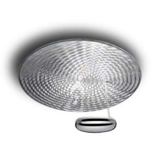 Artemide Droplet mini en pared o techo Ø 60 cm 1 Luce R7s HALO