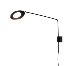 Nemo Lampara de pared Olympia with arm LED 20W L 119 cm