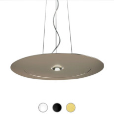 Sillux Suspensión Smile LED 44W Ø 60 cm