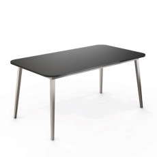 Qeeboo mesa Table X L 160 x 90 cm