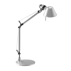 Artemide Tolomeo Mini Lámpara de mesa LED H 108 cm 1luce Dimmerabile
