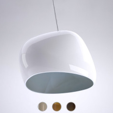 Vistosi Surface Suspensión Ø 40 cm 1 Luz E27 / LED