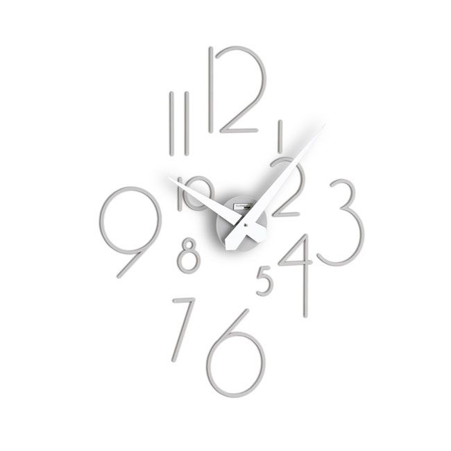 Incantesimo Design Liberum Reloj de pared L 59x50 cm