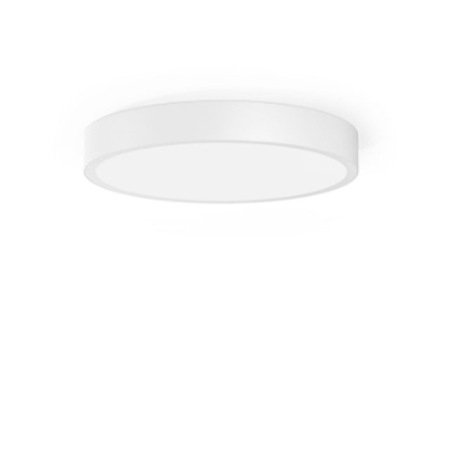 Panzeri Techo Ø 65 cm con luz de emergencia Planet Ring LED