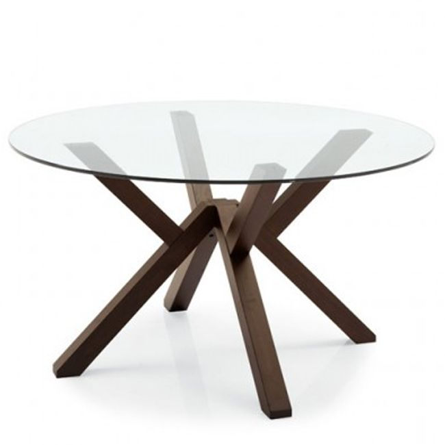 Connubia Mikado table Ø140 cm H76 cm Various Colors