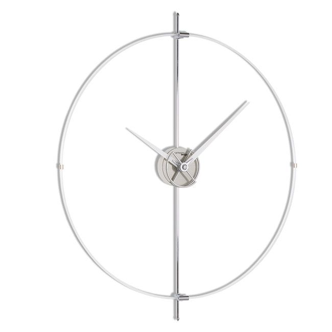 Incantesimo Design Reloj de pared Unum L 70 x 60 cm