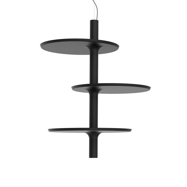Kundalini Lampara de Suspension VictoriaXL LED 88,8W Ø 70 cm